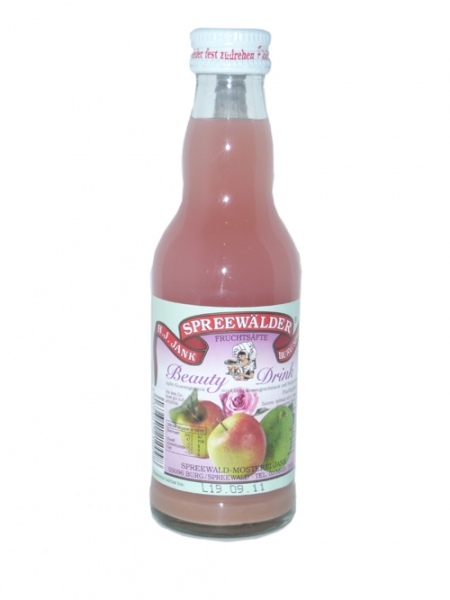 Beauty-Drink von Jank's  Mosterei  0,2 l